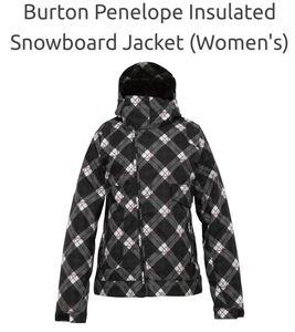 BURTON Penelope Insulated Snowboard Jacket